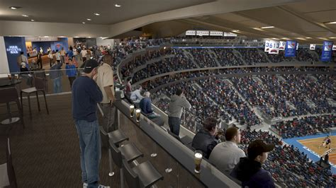 madison square garden section 304 architectural visualization by joseph riehl at coroflot com
