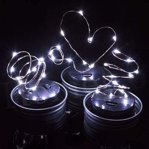 solar lid light wholesale buy wholesale jar solar light from china