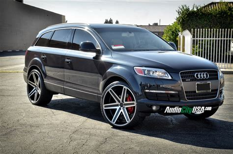 Audi Q7 Rims by Tires And Rims Audi Q7 Tires And Rims