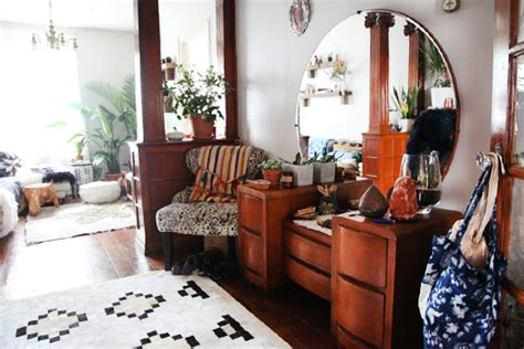 free people home decor home tour inside our assistant design manager s eclectic