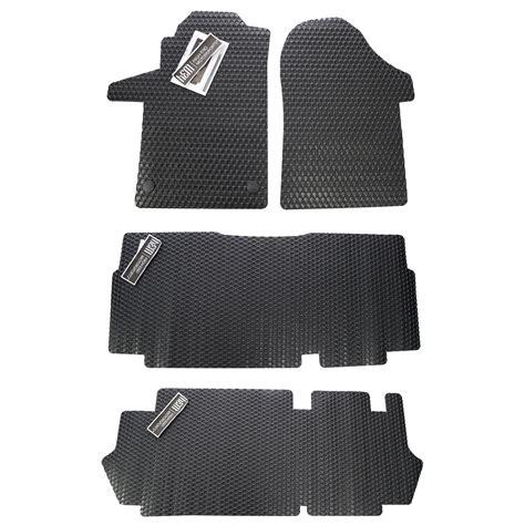 Discounted Floor Mats For Mercedes Metris Cargo Vans - mercedes metris custom all weather rubber floor mats