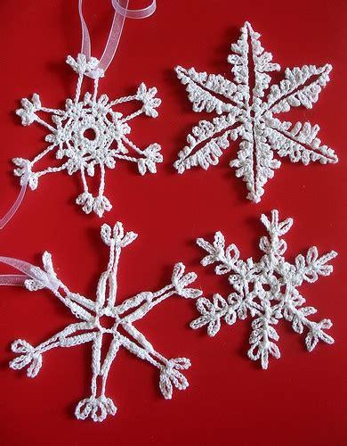 crocheted snowflakes stars hvězdičky pinterest