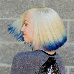 bob with dipped ends hair best 25 dyed hair ends ideas on pinterest colored hair