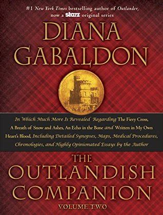 the outlandish companion volume two the companion to the
