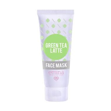 Harga Emina Green Tea jual perawatan kulit berminyak terbaik harga terjangkau