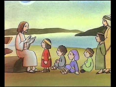 imagenes de dios bendiciendo parabola de jes 250 s y los ni 241 os youtube