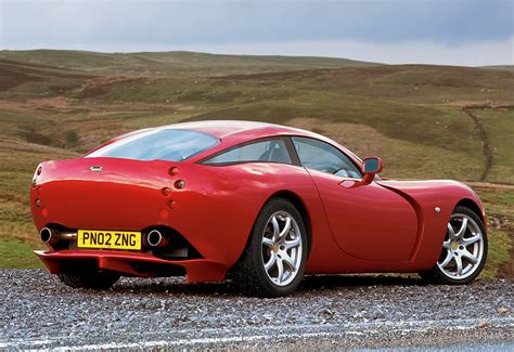 Tvr Price 2003 Tvr T440r Specifications Photo Price Information