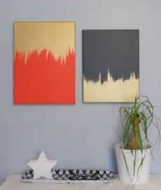 Wall Art Ideas 25 Creative And Easy Diy Canvas Wall Art Ideas