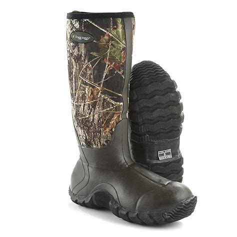 mudd boots frogg toggs s 5mm mudd hogg insulated rubber