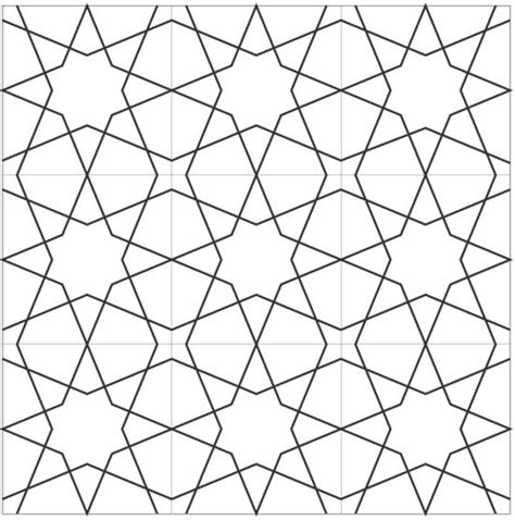 islamic pattern shapes 21 best drawing geometric shapes images on pinterest