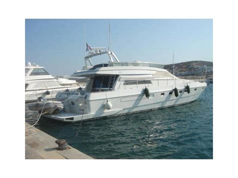 motor boats for sale athens greece ferretti yachts 58s in greece motor yachts used 71011