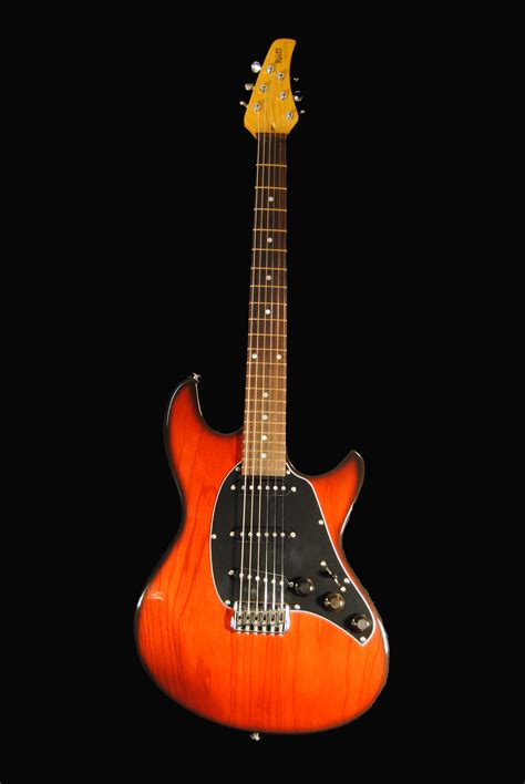 ram guitars vectis bolt
