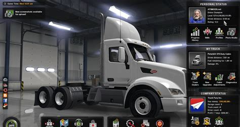 mod game euro truck driver save game 100 completed v 1 2 for for ats euro truck