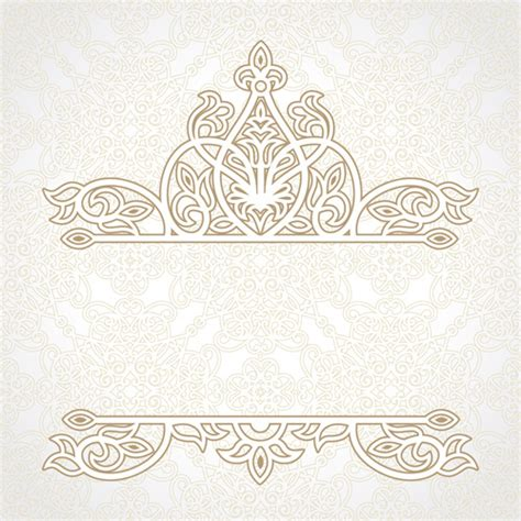 oriental pattern vector free download ornate oriental floral pattern vector background free