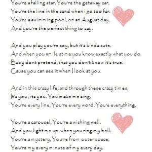 everything by michael buble lyrics polyvore