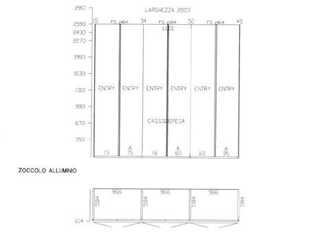 armadio di prezzo armadio di design poliform scontato armadi a prezzi scontati