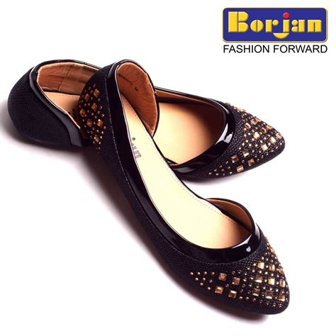 borjan footwear winter flat shoes 2014 2015 formal