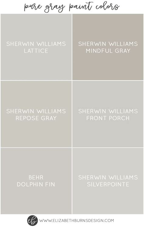 25 best ideas about repose gray on gray paint colors grey interior paint and