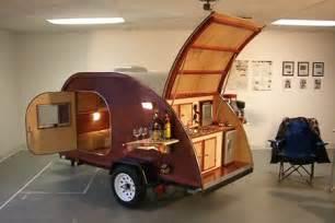 Lightweight Caravan Awning Big Woody Teardrop Campers