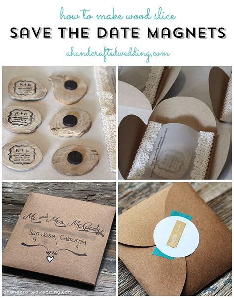 diy save the date card for magnets template 167 best images about cards and invites on