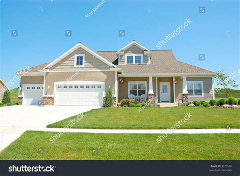 residential home designer tennessee residential upscale american house residential suburban stock photo 3676530 shutterstock