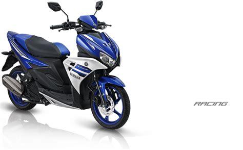 Ban Dalam 20 X 2 125 Kl 2016 yamaha aerox 125lc indonesia biru