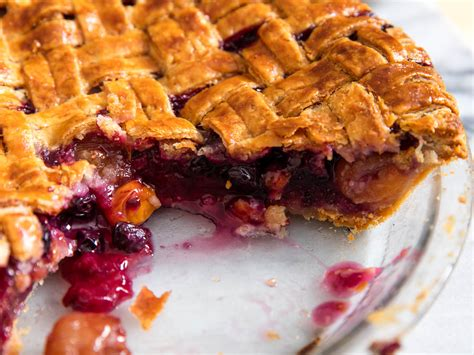 how to make the most of late summer fruit with pie