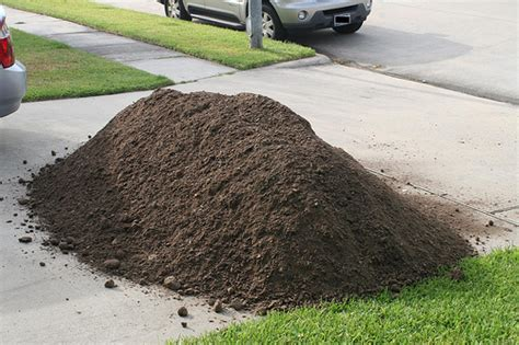 Convert Square Yards To Tons Of Gravel How Big Is A Cubic Yard Of Material Images Frompo