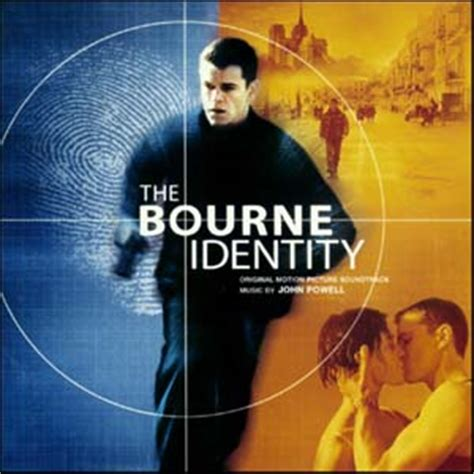 theme music bourne identity bourne identity the soundtrack details