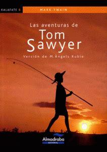 libro las aventuras de tom un libro muy aventurero