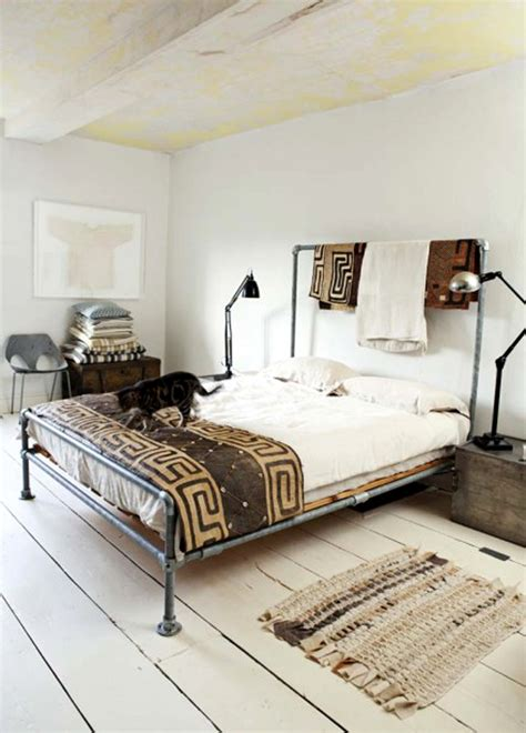 industrial chic decor stylish industrial chic bedroom designs interiorholic com