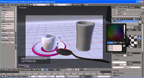 blender tutorials video beginners kaisaki1342 blender 3d beginners tutorial 1 modelling