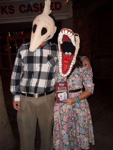 adam  barbara maitland costumes  beetlejuice