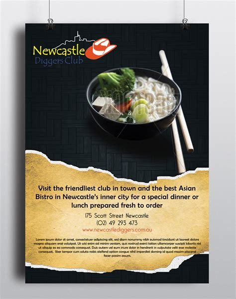 design poster for cafe poster design for ic hosting pty ltd by esolz technologies