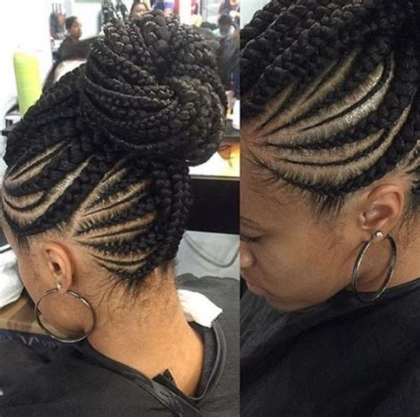 different styles of braids in nigeria 50 amazing ghana braids styles lifestyle nigeria