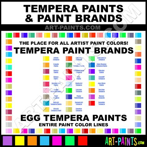 egg tempera paints tempera paint tempera color egg tempera brands paints