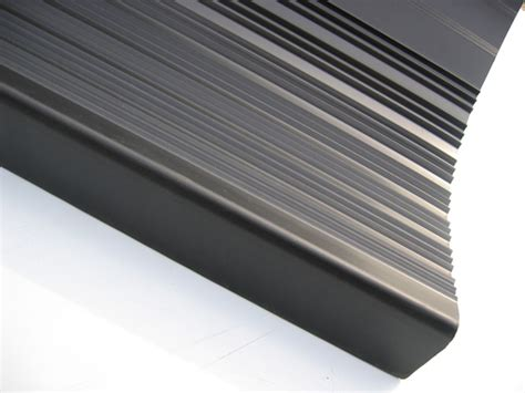 roppe ribbed vinyl stair tread commercial mats rubber