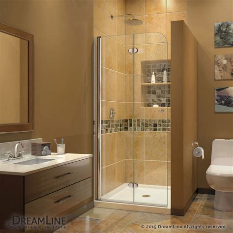 shower door bath aquafold hinged tub door