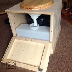 zyl composting toilet composting toilet quot the cabin can quot oak on etsy 179 00