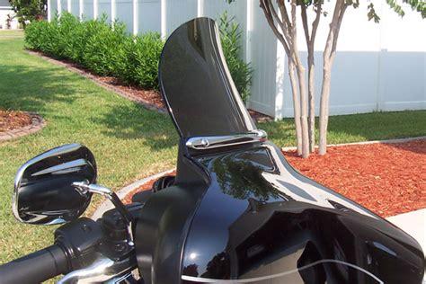 freedom shields premium motorcycle windshields for harley