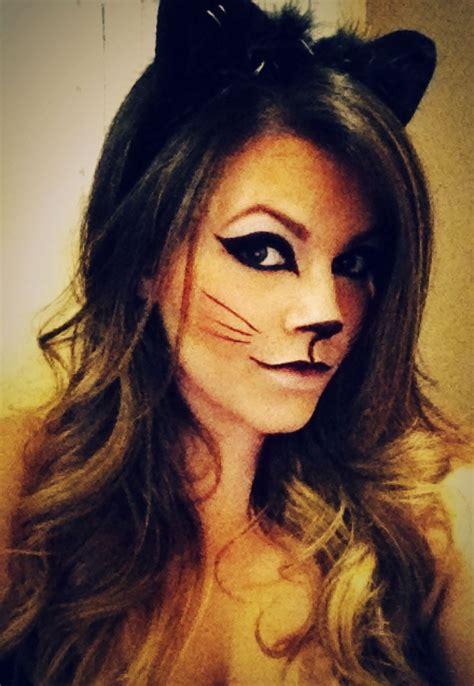 diy cat costume makeup purrrfect cat makeup costumes