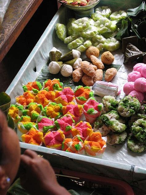 kue kue  bali resep masakan masakan makanan indonesia