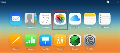 seleccionar varias imagenes mac como descargar las fotos y videos de icloud en tu pc de