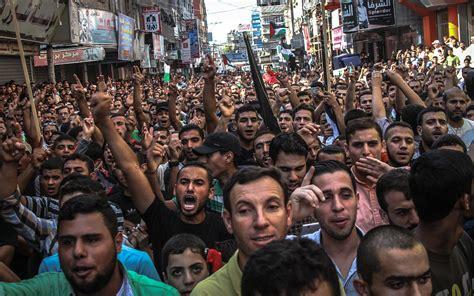 Palestine Gaza scores of palestinians injured in gaza and west bank al jazeera