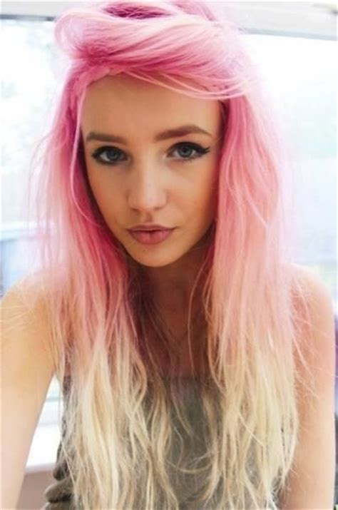 older women with platinum blonde pink hair 50 hottest ombre hair color ideas for 2018 ombre