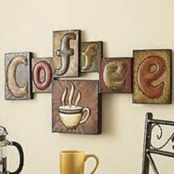 coffee themed decor kitchen designs retro coffee sign poster decorating with