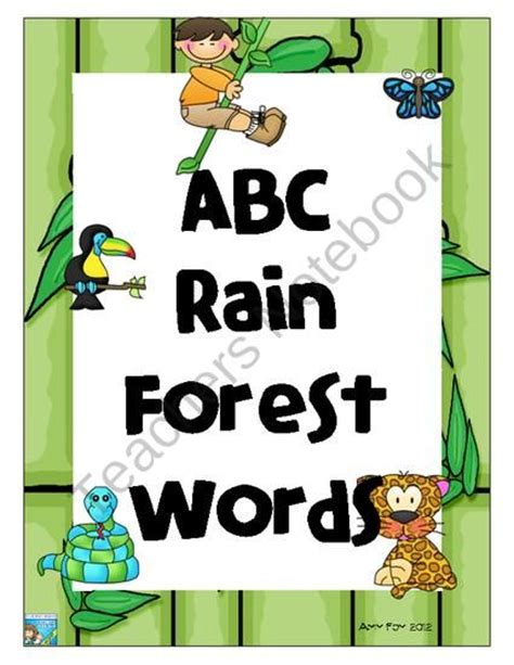 4 Letter Words Related To Forest need forest words for each letter of the alphabet for