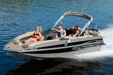 used deck boats for sale wi princecraft deck boat for sale