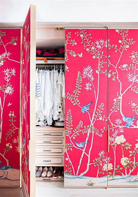closet wallpaper 6 ways to enhance your room with designer wallpaper