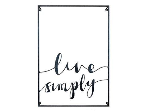 Wall Furniture by Live Simply Wall Art